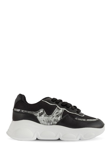 Sole Sisters Spor Ayakkabı Siyah - Amador Siyah